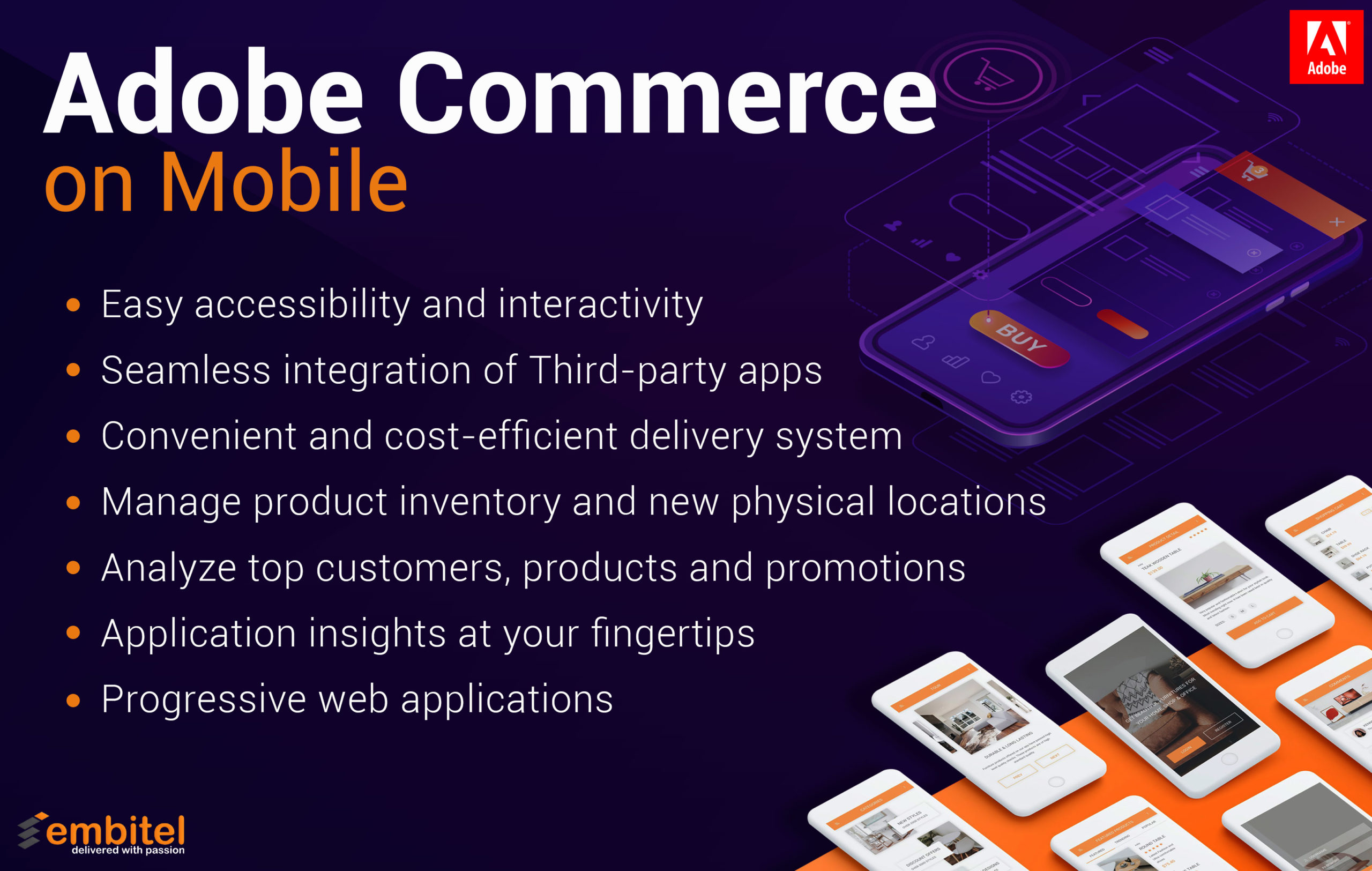 Adobe M Commerce