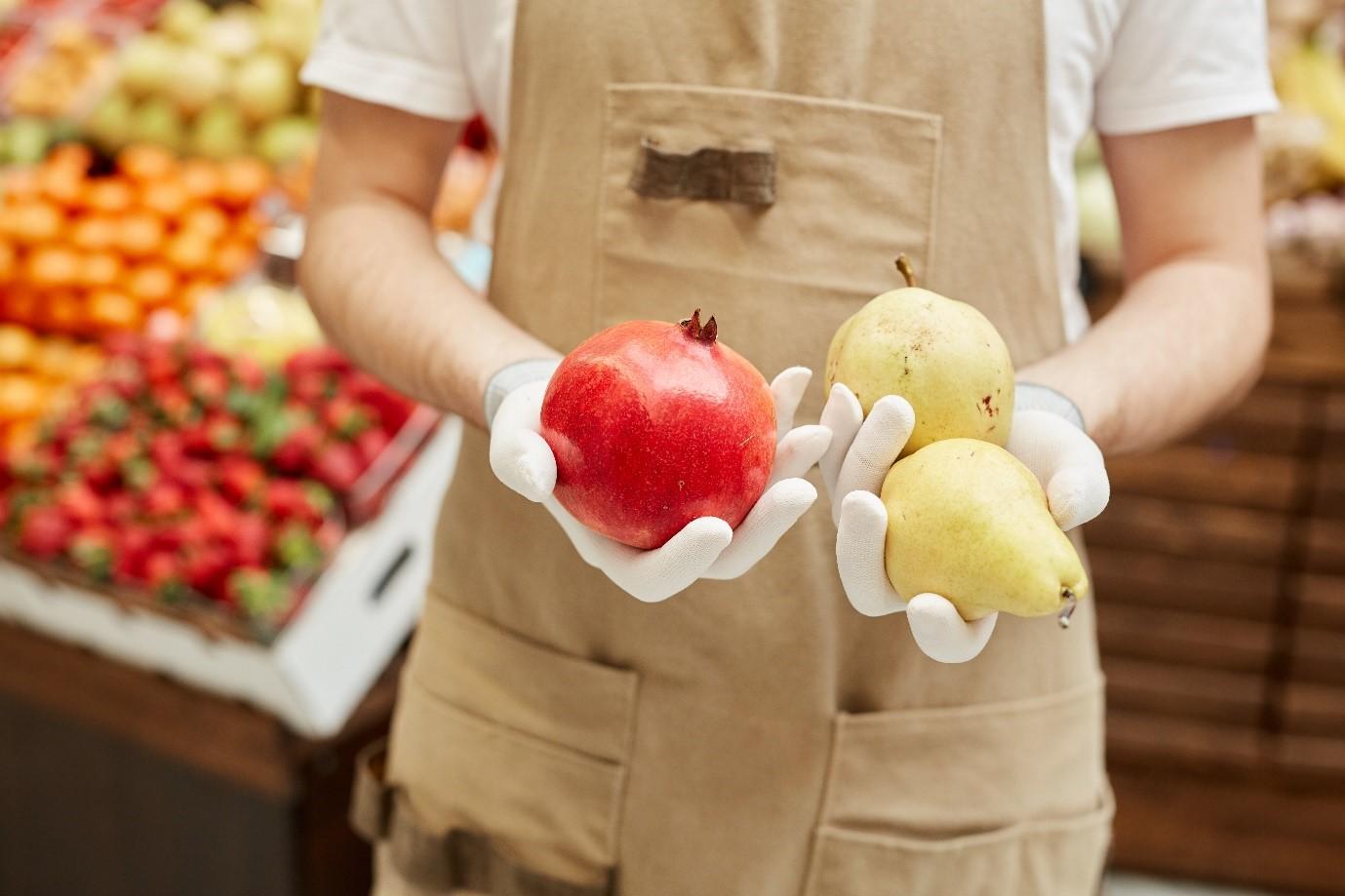 Merchant fruits