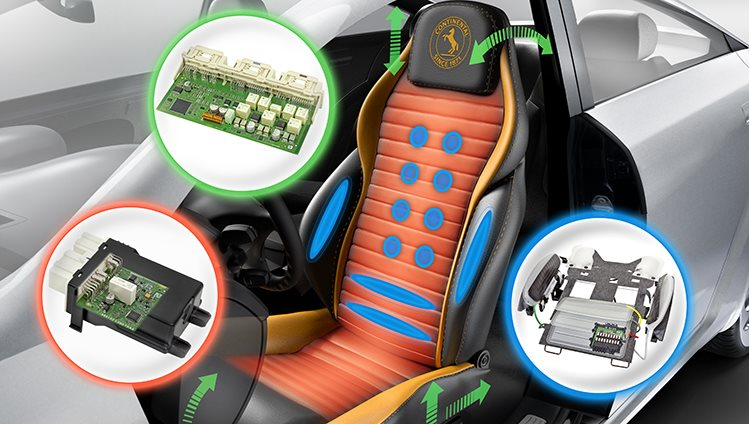 Automotive Seating Solutions: How Car Seating System has Evolved